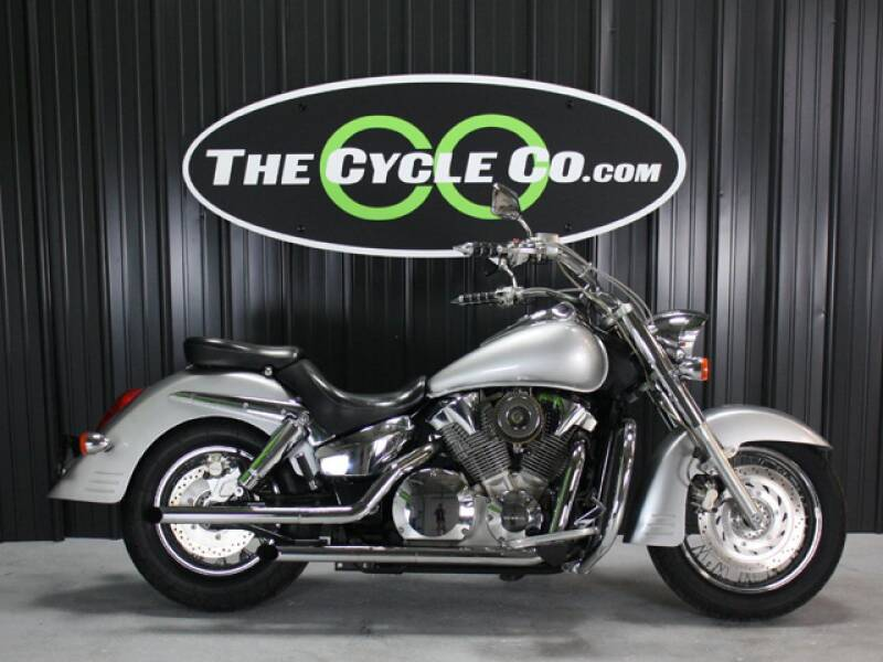 2006 Honda VTX 1300 RETRO for sale at THE CYCLE CO in Columbus OH