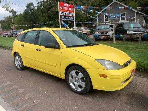 2003 Ford Focus for sale at Korz Auto Farm in Kansas City KS