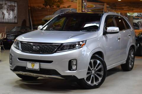 2014 Kia Sorento for sale at Chicago Cars US in Summit IL