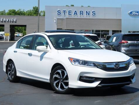 2016 Honda Accord for sale at Stearns Ford in Burlington NC
