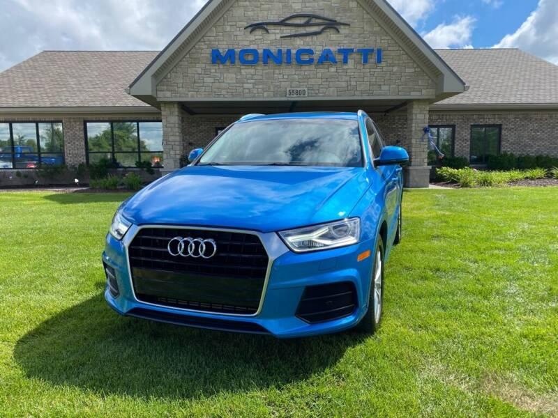 2017 Audi Q3 for sale in New Baltimore, MI