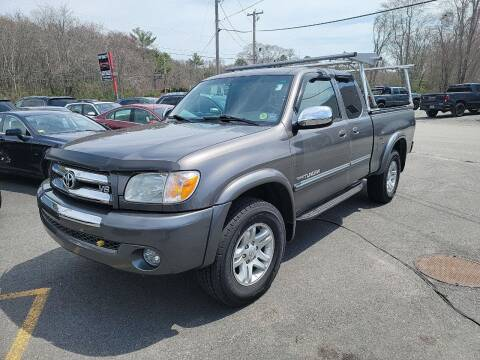 2006 Toyota Tundra for sale at Top Quality Auto Sales in Westport MA