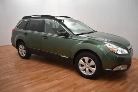 2010 Subaru Outback for sale at Paris Motors Inc in Grand Rapids MI