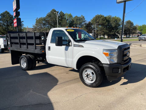 2015 Ford F-350 Super Duty for sale at Foust Fleet Leasing in Topeka KS