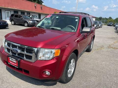 2009 Ford Escape for sale at Best Buy Auto Sales in Murphysboro IL
