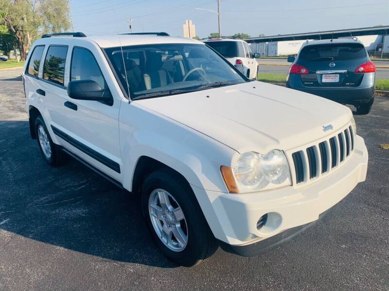 2005 Jeep Grand Cherokee for sale at Central Iowa Auto Sales in Des Moines IA