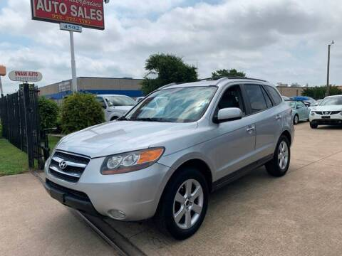 2007 Hyundai Santa Fe for sale at SP Enterprise Autos in Garland TX
