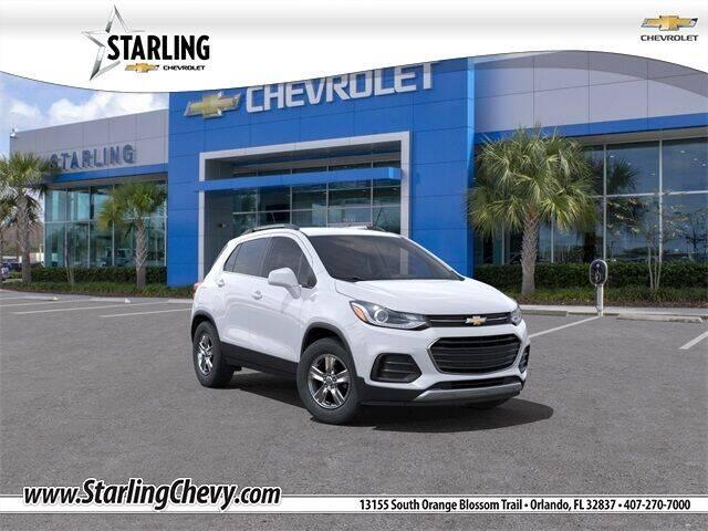 2022 Chevrolet Trax for sale at Pedro @ Starling Chevrolet in Orlando FL