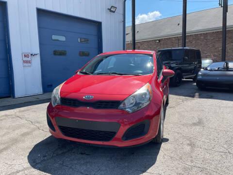 2012 Kia Rio 5-Door for sale at Pulse Autos Inc in Indianapolis IN