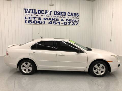 2009 Ford Fusion for sale at Wildcat Used Cars in Somerset KY