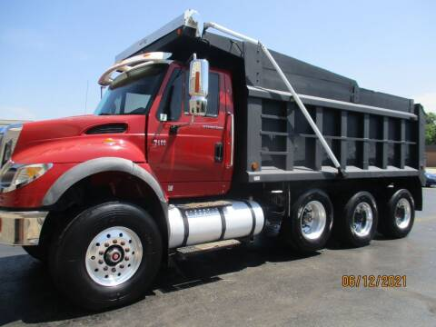 2006 International; 7600 for sale at ROAD READY SALES INC in Richmond IN