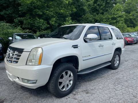 2007 Cadillac Escalade for sale at Car Online in Roswell GA