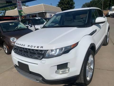 2014 Land Rover Range Rover Evoque for sale at Bizzarro's Championship Auto Row in Erie PA