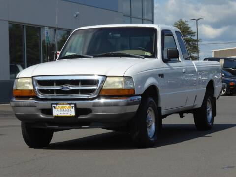 1998 Ford Ranger for sale at Loudoun Motor Cars in Chantilly VA