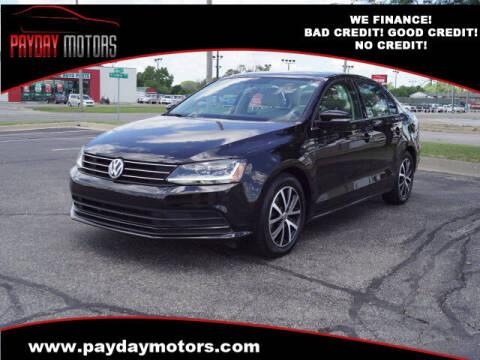 2017 Volkswagen Jetta for sale at Payday Motors in Wichita KS