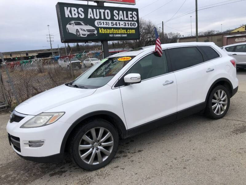 2008 Mazda CX-9 for sale at KBS Auto Sales in Cincinnati OH