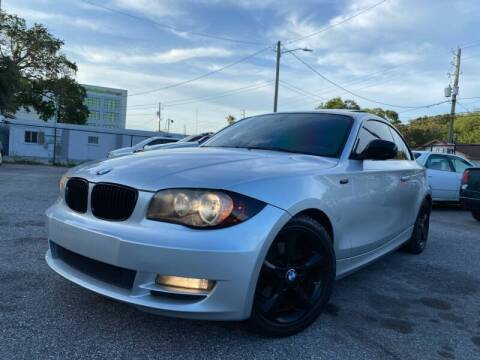 2011 BMW 1 Series for sale at CHECK  AUTO INC. in Tampa FL