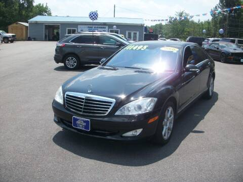 2008 Mercedes-Benz S-Class for sale at Auto Images Auto Sales LLC in Rochester NH