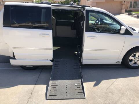 2010 Dodge Grand Caravan for sale at CARS FOR YOU in Lemon Grove CA