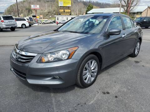 2012 Honda Accord for sale at MCMANUS AUTO SALES in Knoxville TN