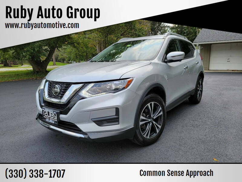 2019 Nissan Rogue for sale at Ruby Auto Group in Hudson OH