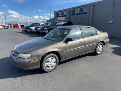 2001 Chevrolet Malibu for sale at Auto Image Auto Sales in Pocatello ID