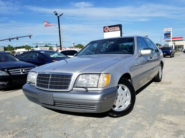 1996 Mercedes-Benz S-Class for sale in Jacksonville, FL