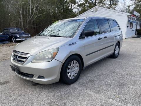 2006 Honda Odyssey for sale at Star Auto Sales in Richmond VA