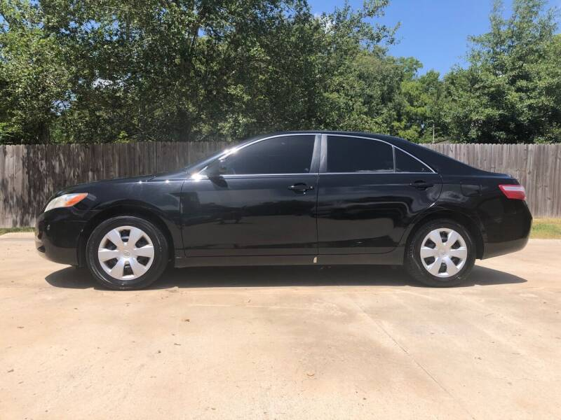 2009 Toyota Camry for sale at H3 Auto Group in Huntsville TX