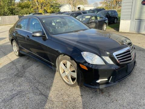 2011 Mercedes-Benz E-Class for sale at Stiener Automotive Group in Galloway OH