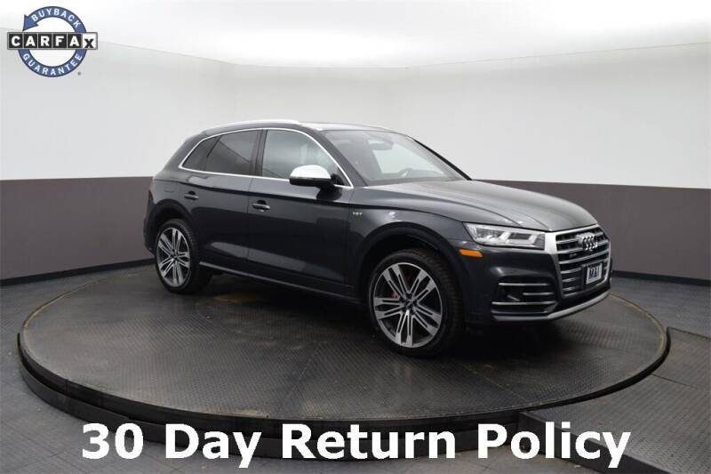2018 Audi SQ5 for sale at M & I Imports in Highland Park IL