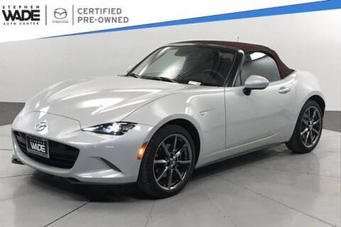 2018 Mazda MX-5 Miata for sale at Stephen Wade Pre-Owned Supercenter in Saint George UT