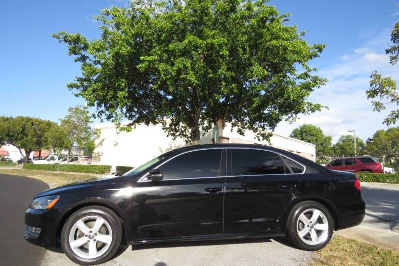 2015 Volkswagen Passat for sale at Love's Auto Group in Boynton Beach FL