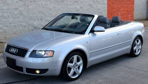 2003 Audi A4 for sale at Raleigh Auto Inc. in Raleigh NC