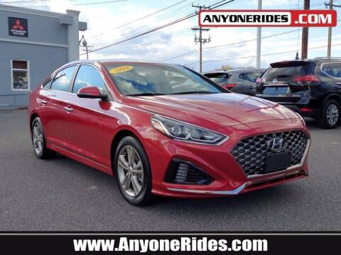 2019 Hyundai Sonata for sale at ANYONERIDES.COM in Kingsville MD