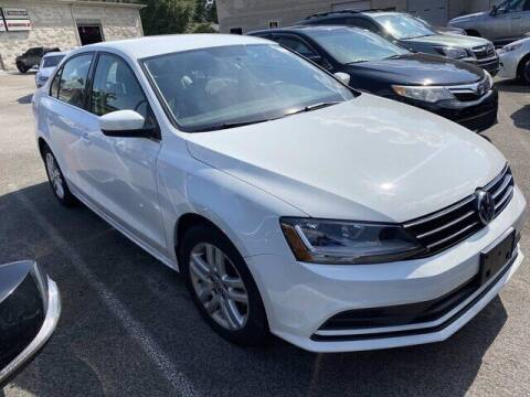2017 Volkswagen Jetta for sale at CBS Quality Cars in Durham NC