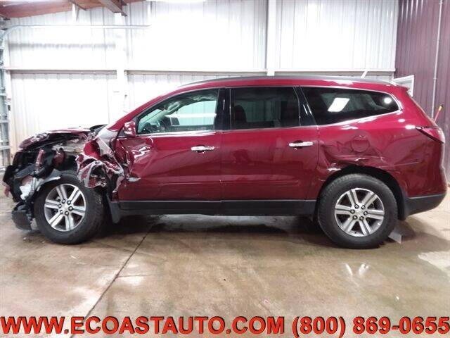 2017 Chevrolet Traverse for sale at East Coast Auto Source Inc. in Bedford VA