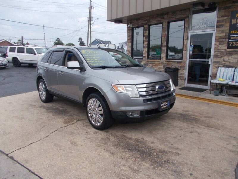 2008 Ford Edge for sale at Preferred Motor Cars of New Jersey in Keyport NJ