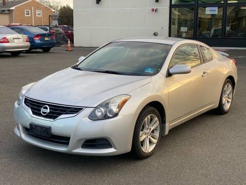 2011 Nissan Altima for sale at MAGIC AUTO SALES in Little Ferry NJ