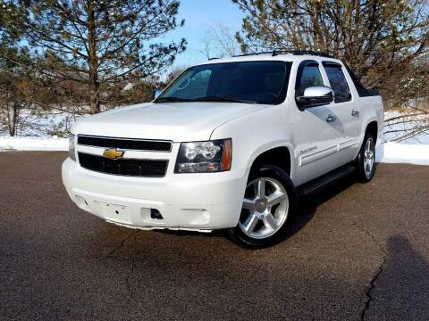 2011 Chevrolet Avalanche for sale at Excalibur Auto Sales in Palatine IL