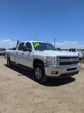 2011 Chevrolet Silverado 2500HD for sale at HORSEPOWER AUTO BROKERS in Fort Collins CO