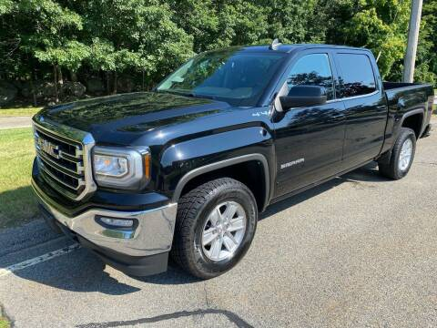 2017 GMC Sierra 1500 for sale at Padula Auto Sales in Braintree MA