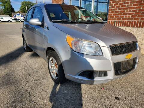 2009 Chevrolet Aveo for sale at Boardman Auto Exchange in Youngstown OH