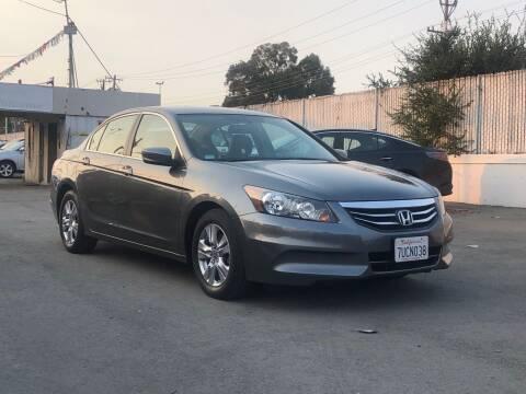 2012 Honda Accord for sale at Car House in San Mateo CA