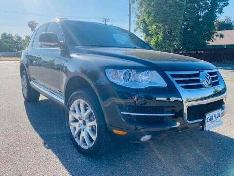 2008 Volkswagen Touareg 2 for sale at My Car Plus Center Inc in Modesto CA