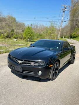 2012 Chevrolet Camaro for sale at Dependable Motors in Lenoir City TN