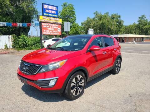 2011 Kia Sportage for sale at Right Choice Auto in Boise ID