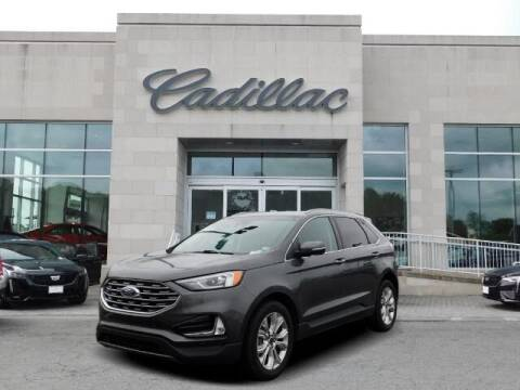2020 Ford Edge for sale at Radley Cadillac in Fredericksburg VA