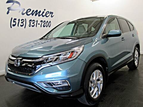 2016 Honda CR-V for sale at Premier Automotive Group in Milford OH