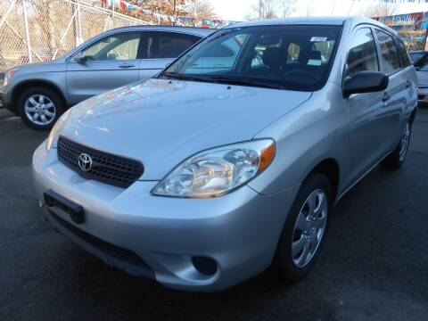 2005 Toyota Matrix for sale at N H AUTO WHOLESALERS in Roslindale MA